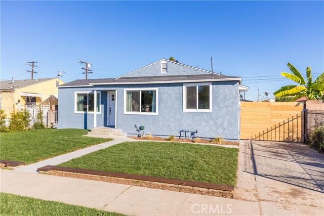 2106 N Salinas Avenue, Los Angeles, CA 90059