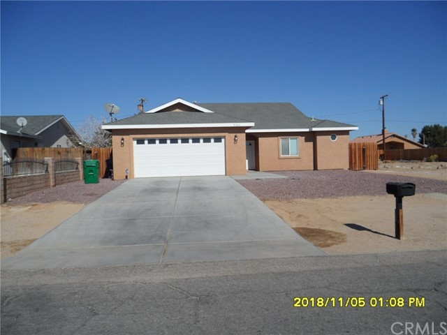 7361 Bay Avenue, California City, CA 93505