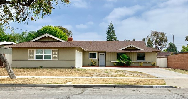 510 N Plantation Place, Anaheim, CA 92806