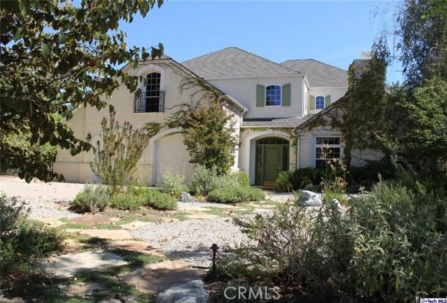 5176 Vista Miguel Drive, La Canada Flintridge, CA 91011