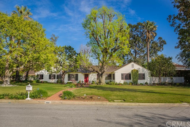 468 N Old Ranch Road, Arcadia, CA 91007