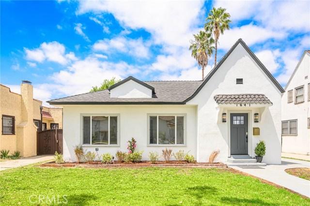 1641 W 87th Street, Los Angeles, CA 90047