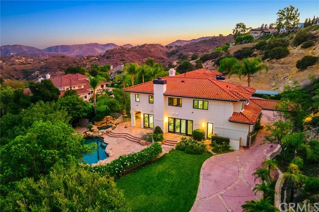Photo of 9253 ROCKY MESA Place, West Hills, CA 91304