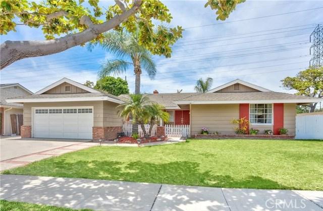 18763 Santa Mariana Street, Fountain Valley, CA 92708