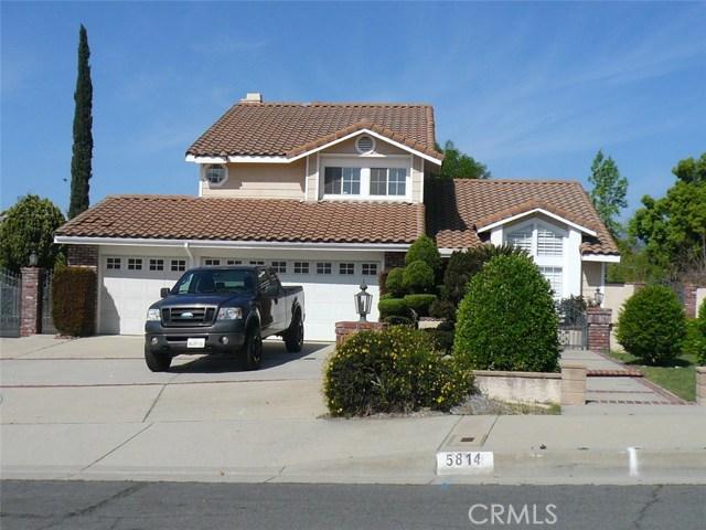 5814 Timbermist Place, Rancho Cucamonga, CA 91737