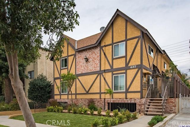 437 Ivy Street 4, Glendale, CA 91204