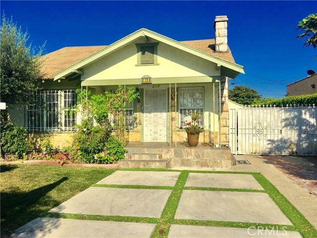 2114 S COCHRAN Avenue, Los Angeles, CA 90016