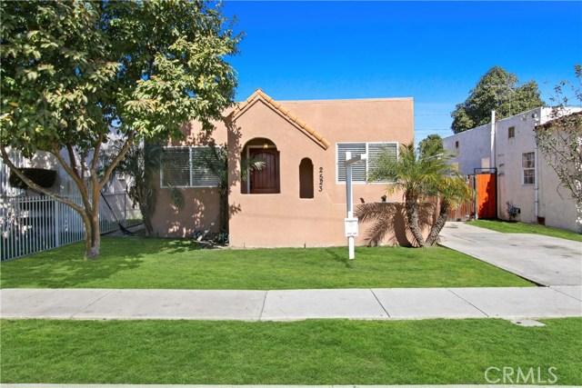 2523 E Washington Street, Carson, CA 90810