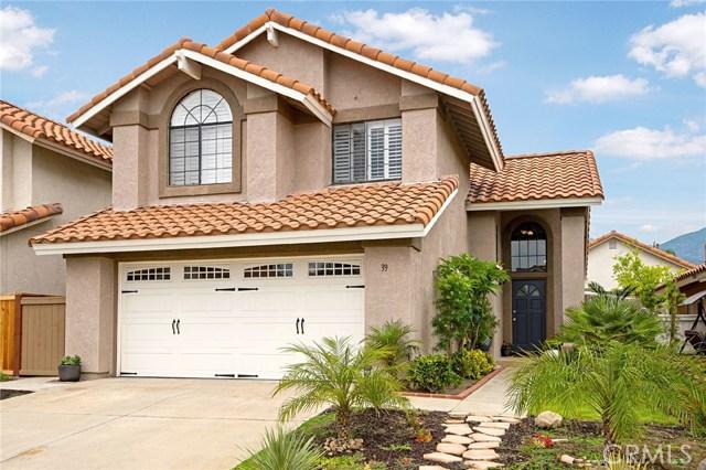 39 Pasada Valiente, Rancho Santa Margarita, CA 92688
