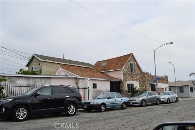 1736 E 85th St & 8507 Beach St, Los Angeles, CA 90001