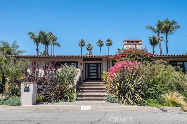 2114 Via Visalia, Palos Verdes Estates, CA 90274