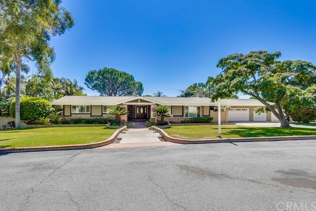 One of Yorba Linda Homes for Sale at 5369  Grandview Avenue, 92886