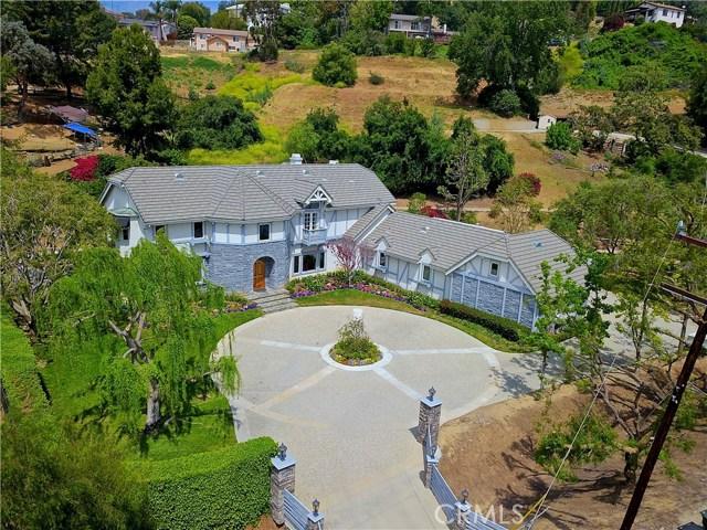 1693 Benik Road, La Habra Heights, CA 90631