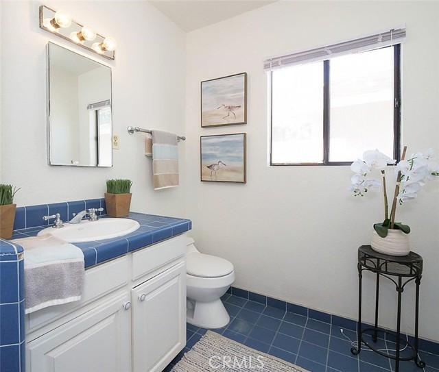 Bathroom #2 (master bathroom)