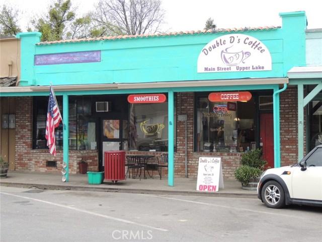 9453 Main Street, Upper Lake, CA 95485