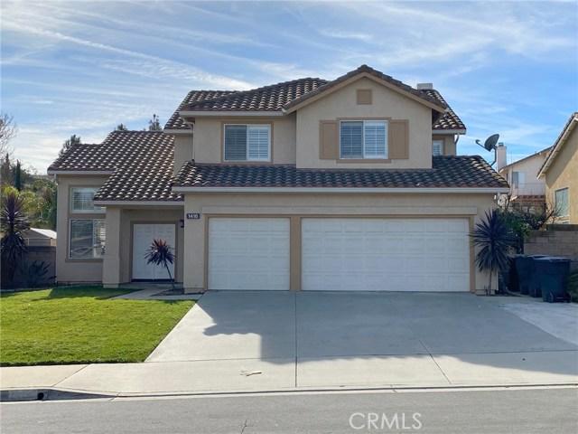 1416 Rancho Hills Drive, Chino Hills, CA 91709