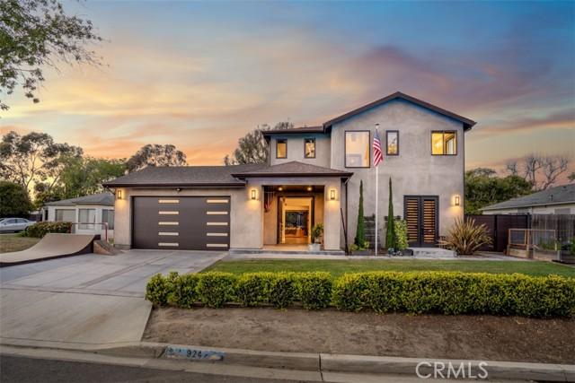 924 Evergreen Place,Costa Mesa, CA 92627