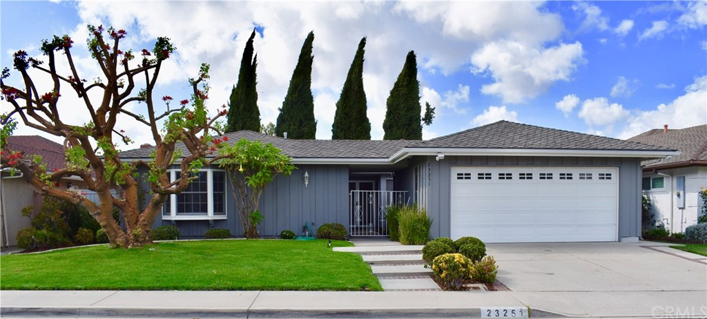 This home is a blank slate awaiting your vision and design talent to transform it!  The perfect DIY project ready for your personal touch. This SINGLE-STORY home is located in the heart of Lake Forest with membership to local Beach and Tennis Club with low HOA dues and just steps to the newly remodeled Veteran's Park/Pond.  Close to local shopping and schools.  This popular floor-plan features 4-bedrooms, 2.5 baths, a 2-car direct access garage and convenient inside laundry. The kitchen, which adjoins the family room, has wood cabinets, white tile counters, dishwasher, refrigerator, range. The family room has with a cozy fireplace, built-ins, ceiling fan and has a cut-out window that peeks into the spacious living room; like the family room, it offers direct access to the backyard. A separate dining room area with a built-in buffet for additional storage is adjacent to the LR. The expansive master features a vanity area, a large walk-in closet and walk-in shower. The additional bedrooms are good in size; offer ample closet space, have ceiling fans, share a full bath with dual sinks. There's also plenty of storage cabinets for linens. The backyard is private and peaceful with a grassy area, colorful blooms, patio cover and lemon tree. The possibilities are endless. There is no Mello Roos. This is a great investment home!  The home is in its original condition and is being sold AS IS with NO REPAIRS, NO CREDITS or termite repairs, which is reflected in the fantastic list price!