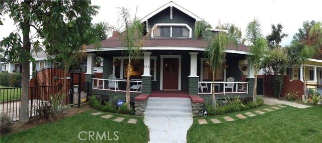 545 E Mountain Street, Pasadena, CA 91104
