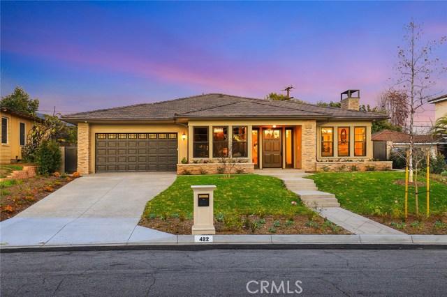 422 Drake Road, Arcadia, CA 91007