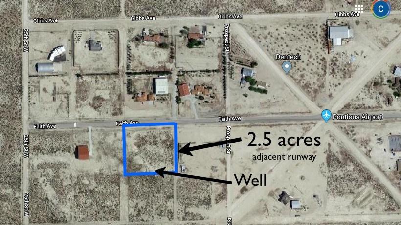 8440 Sharon Street, Mojave, CA 93501