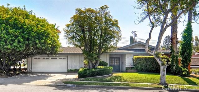1452 Los Altos Drive, Brea, CA 92821