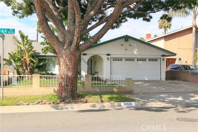 20123 Harlan Avenue, Carson, CA 90746