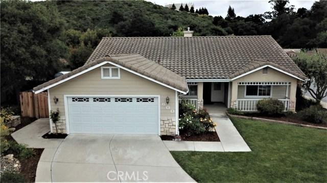 600 Grove Court, Arroyo Grande, CA 93420