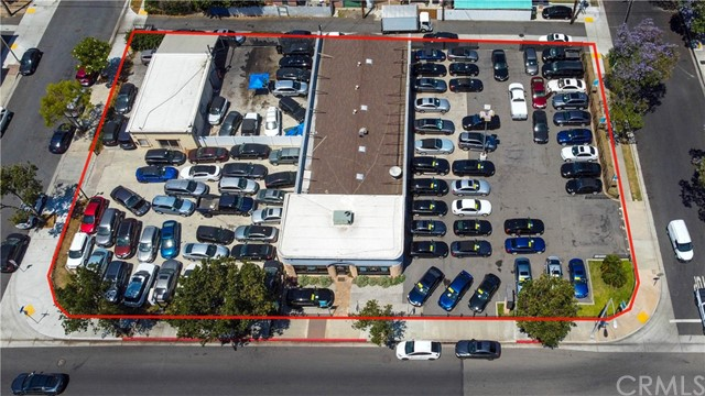 Great Location with high visibility.  Rare Opportunity to purchase 3 commercial parcels, with Dealership zoning.  Addresses include 603, 611, and 613  S. Harbor Blvd. Fullerton. Currently property is occupied by Car Dealerships.   603 S. Harbor is on a 15,682 sq. ft.  lot with a 4,490 Sq. ft. building that includes a sales office, reception area, a mechanic shop, paint booth, storage room and Kitchen/break room. Tenant currently pays $11,000. per month.   611 & 613 S. Harbor has 2 parcels totaling approximately 11,326 lot and a 1008 Sq. Ft. building that has an office space and a detail shop. Tenant currently pays $8,000 per month. Roof replaced 2020.  Possible zoning for Multi unit apartment building, retail, or restaurants.  Check with the city for building requirements.