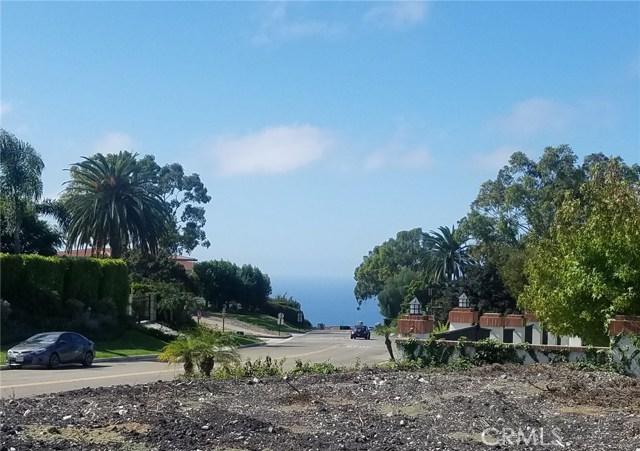1805 Via Coronel, Palos Verdes Estates, CA 90274