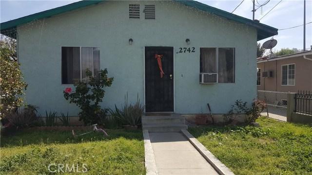 2742 Benedict Street, Los Angeles, CA 90039