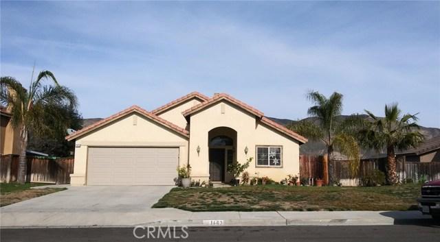 1463 Lechuga Way, San Jacinto, CA 92582