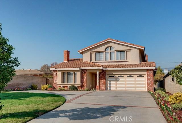 525 Las Tunas Drive, Arcadia, CA 91007