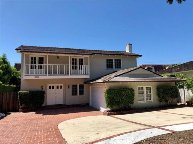 2309 Via Rivera, Palos Verdes Estates, CA 90274