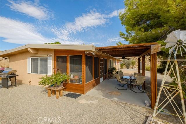 62533 Rocky Ridge Road, Joshua Tree, CA 92252