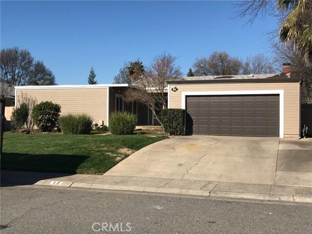 17 Quista Drive, Chico, CA 95926