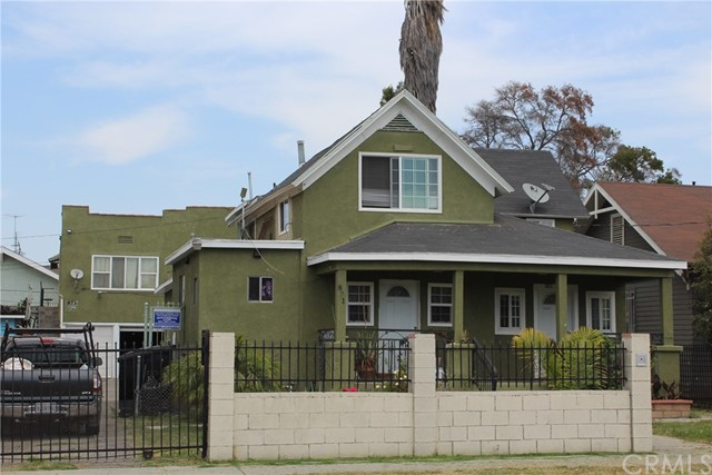 871 W 47th Street, Los Angeles, CA 90037