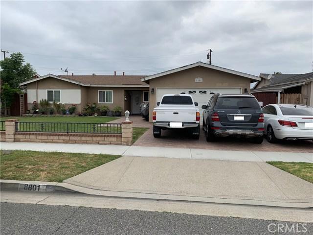 8801 Lanett Street, Cypress, CA 90630