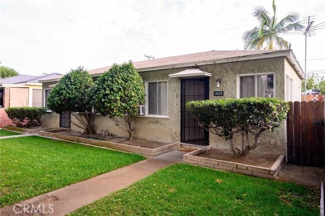 6826 San Miguel Street, Paramount, CA 90723