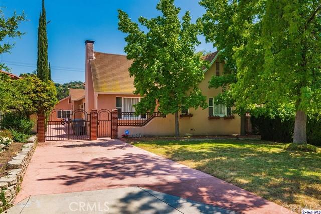 2416 Hollister Terrace, Glendale, CA 91206