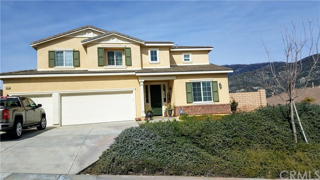 5411 Pinnacle Lane, San Bernardino, CA 92407