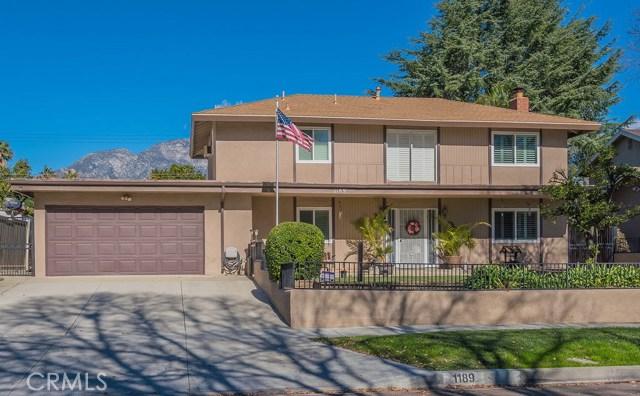 1189 Eddington Street, Upland, CA 91786