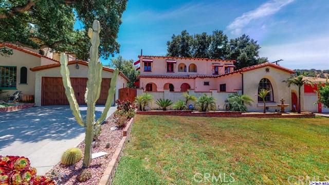 2520 Hollister Terrace, Glendale, CA 91206