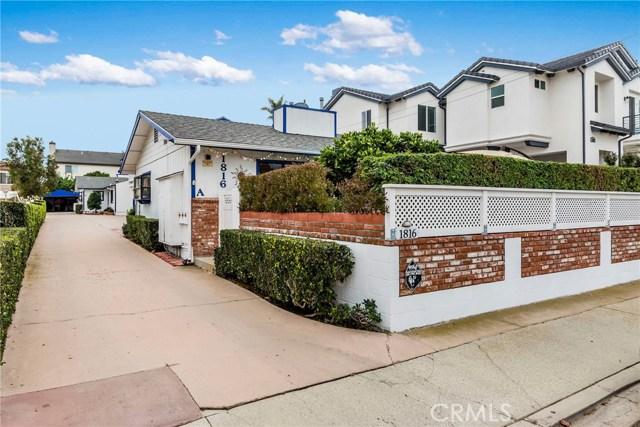 1816 Marshallfield, Redondo Beach, CA 90278