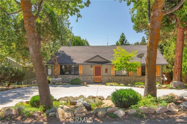 352 Cedarbrook Drive, Lake Arrowhead, CA 92391