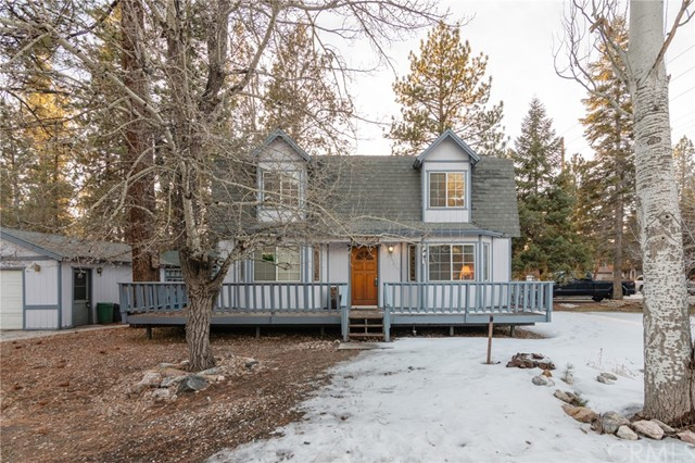 360 W North Shore Drive, Big Bear, CA 92314