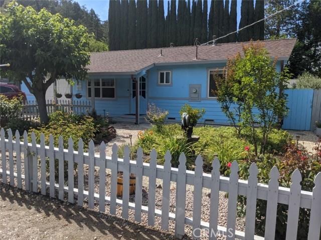 9887 Irvine Avenue, Upper Lake, CA 95485