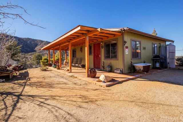 48317 Burns Canyon Road, Pioneertown, CA 92268