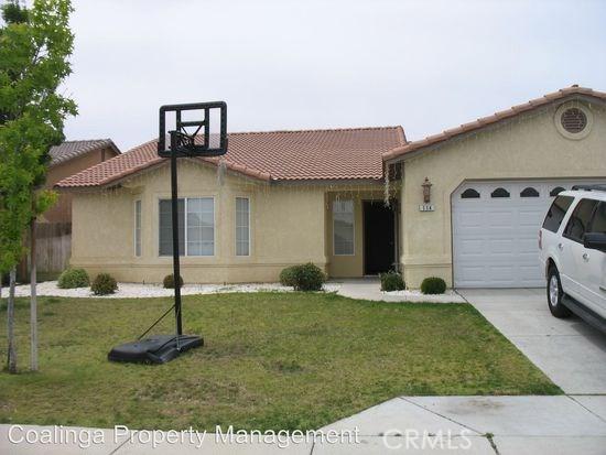 114 Palomino Street, Coalinga, CA 93210