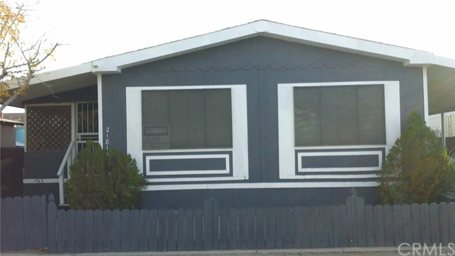 21811 Wisteria Street 45, California City, CA 93505
